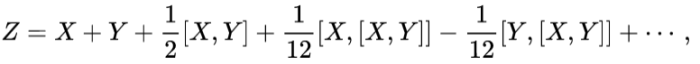 LA - Lie Algebra 2