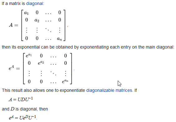 LA - Matrix Exponentiation